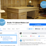 Studio 15 move onto Facebook – come Like us and follow our exploits…